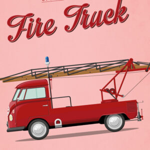 split screen firetruck