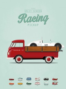 split screen racing