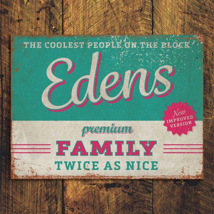naambord-Edens-blauw-roze van koenmeloen