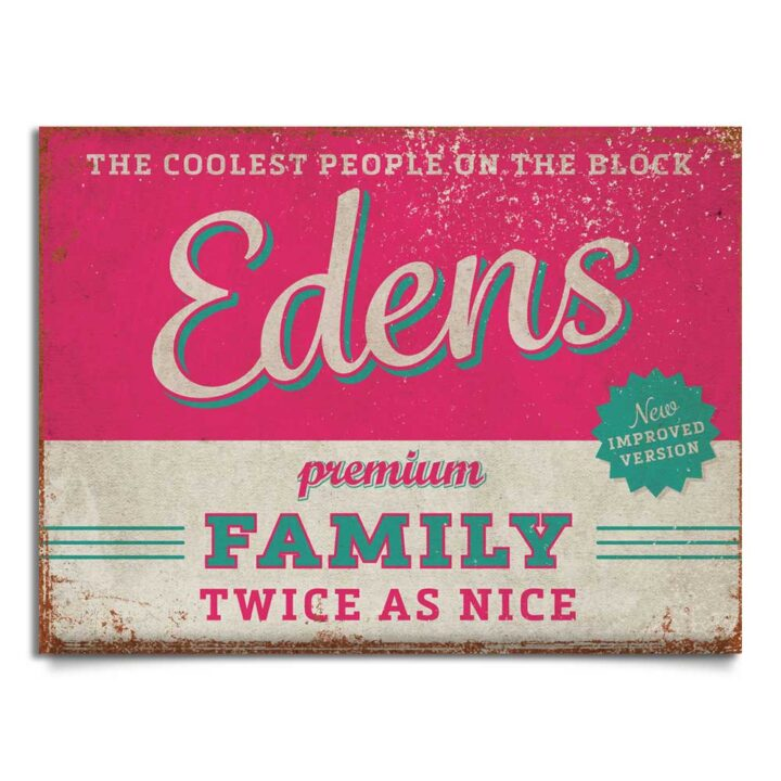naambord-Edens-roze-blauw van koenmeloen