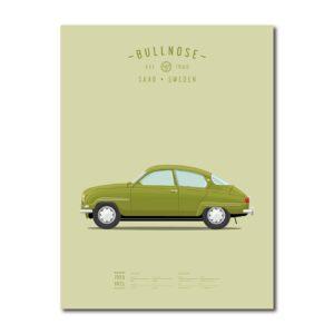 koenmeloen-classic-car-illustration-saab 96