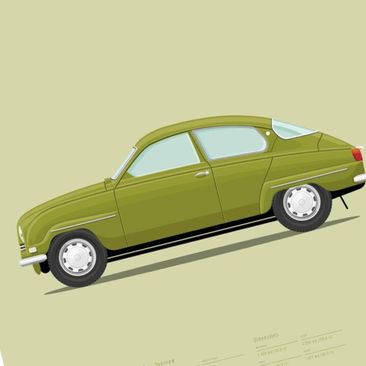 koenmeloen-classic-car-illustration-saab 96