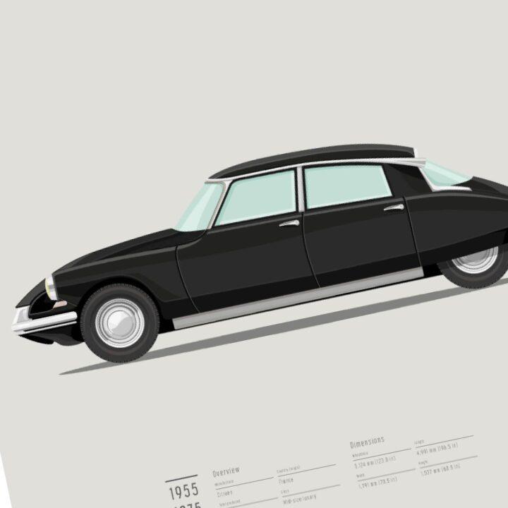 koenmeloen-ode-to-classic-cars-detail citroen ds