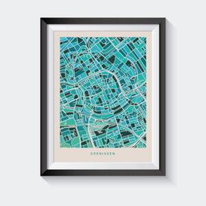 poster-groningen-mockup-koenmeloen-blauw