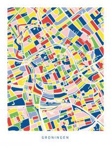 poster-groningen-mckup-koenmeloen-primaire-kleuren