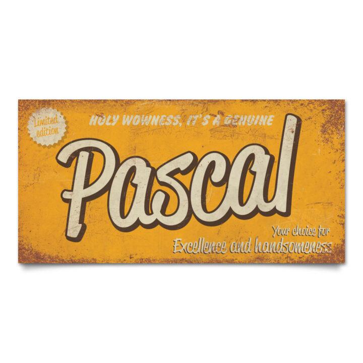 Naambord-Pascal-geel-koenmeloen-naamborden