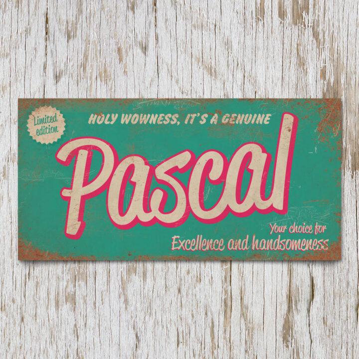 Naambord-Pascal-mint-koenmeloen-naamborden