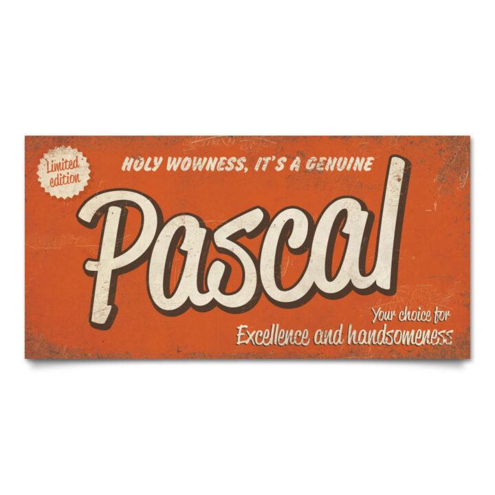 Naambord-Pascal-oranje-koenmeloen-naamborden