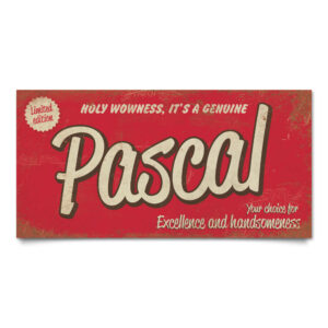 Naambord-Pascal-rood-koenmeloen-naamborden