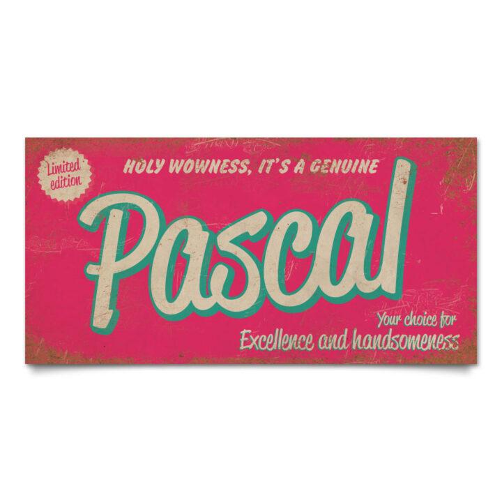 Naambord-Pascal-roze-koenmeloen-naamborden