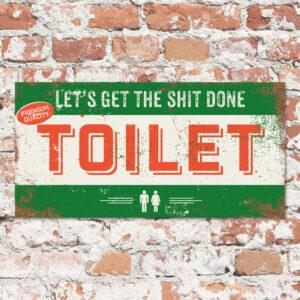 Bord-toilet-groen-rood-koenmeloen-naamborden