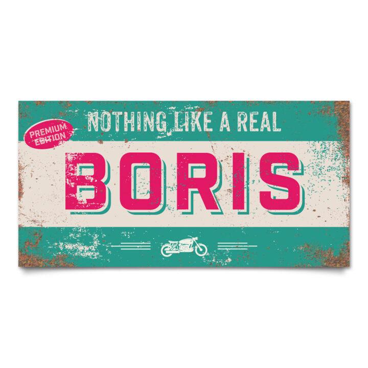 naambord-boris-mint-pink-motor-koenmeloen-naamborden