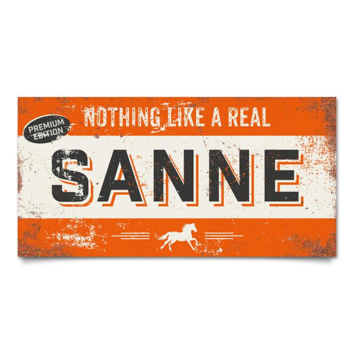 naambord-boris-oranje-zwart-paard-koenmeloen-naamborden