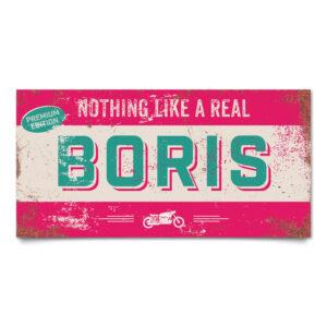naambord-boris-pink-mint-motor-koenmeloen-naamborden
