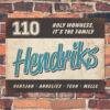 Naambord-Hendriks-voordeur-zwart-blauw-wit-koenmeloen