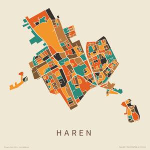 Poster Haren