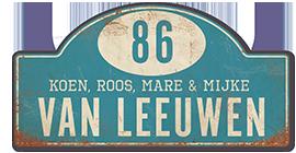 Van-leeuwen-vintage-naambord-koenmeloen-home