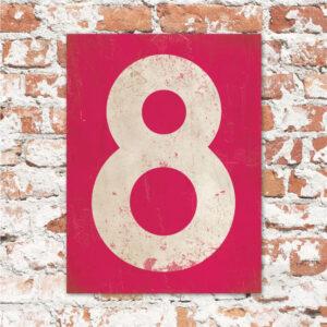 Huisnummers en letters